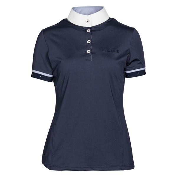 Рубашка-поло Turniershirt, black-forest купить в интернет магазине конной амуниции