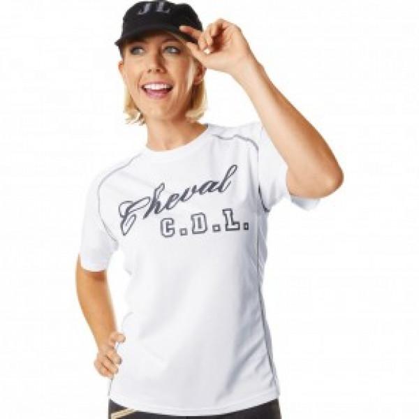 Футболка женская, Cheval d. L. купить в интернет магазине конной амуниции