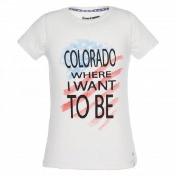"""Футболка""""Dija"""" женская, Colorado купить в интернет магазине конной амуниции"""