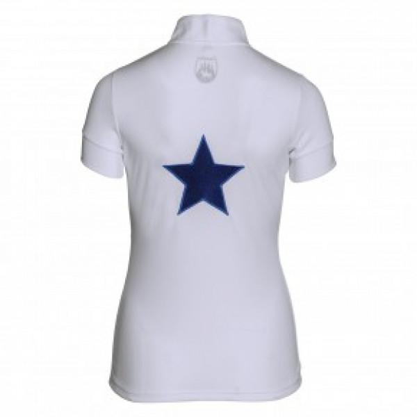 """Рубашка турнирная""""Star""""женская, black forest купить в интернет магазине конной амуниции"""