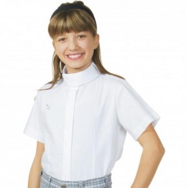 Рубашка детская, с коротким рукавом, Black-Forest купить в интернет магазине конной амуниции